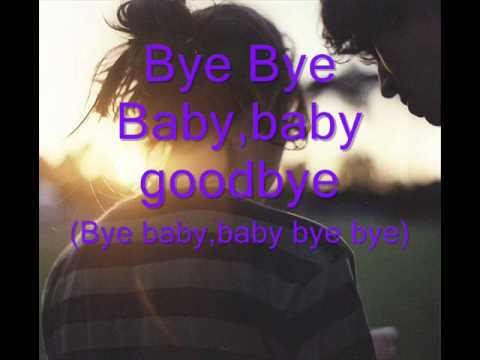 Bye bye baby ( Lyrics ) - Bay city rollers.wmv