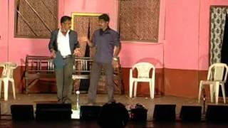 KARALDA BALILU Kraista maulyadaritha tulu hasya nataka..Created and Directed by Steevan soans.