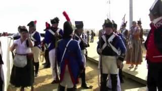 Batalla del portazgo. Bicentenario La Pepa 2012 Cádiz y La Isla SanFernando