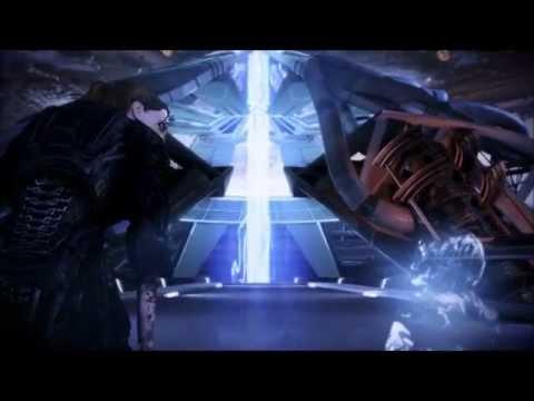 Mass Effect 3 Perfect Ending (Shepard Survives)