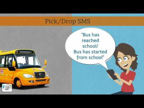 Smart Indian Kids - School Bus Tracking