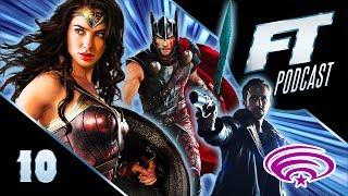 MEGA MOVIE WAR LIVE (WonderCon 2017) | Film Threat Podcast Ep. 10