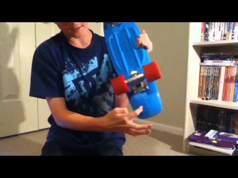 Penny Skateboard Review (HD)