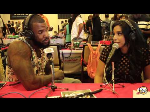 Video: The Game Interview w/ Nessa