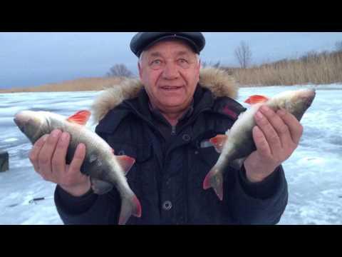 рыбалка в феврале на балансир видео