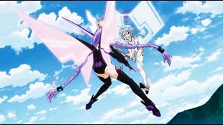 ?Hyperdimension Neptunia: The Animation?Purple Heart vs. White Heart