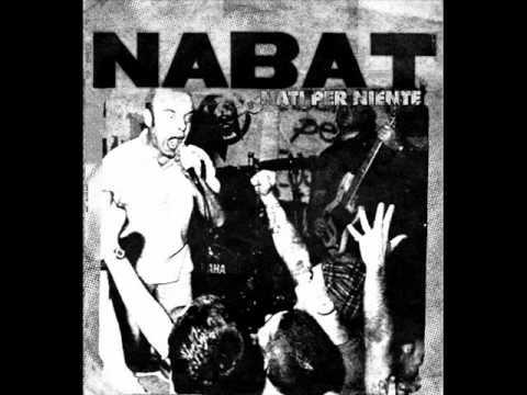 NABAT - Nati per Niente - LP