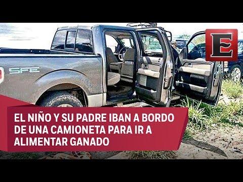 Muere niño en Reynosa, Tamaulipas, por bala perdida