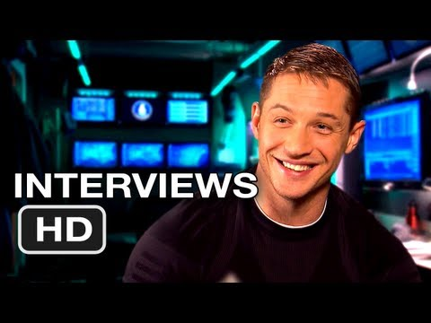 This Means War Interviews - Tom Hardy, Chris Pine, Reese Witherspoon, McG (2012) HD Movie