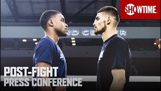 Spence vs. Ocampo: Post-Fight Press Conference | SHOWTIME CHAMPIONSHIP BOXING