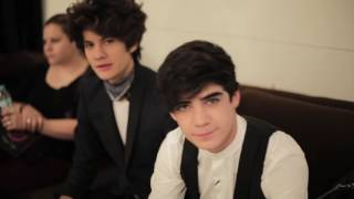BACKSTAGE Y ENTREVISTA JOS DE CD9