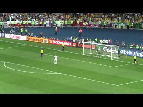 England vs Italy Penalty HD Live