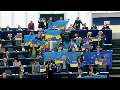 European Parliament calls for EU intervention in Ukraine crisis