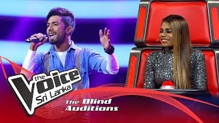lahiru madushan - Adare Pawasala  Blind Auditions | The Voice Sri Lanka