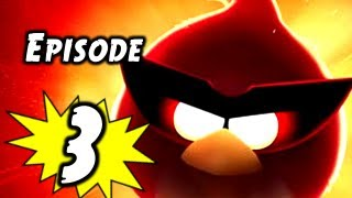 Angry Birds Space | Ep. 3 | Premature Explosions! (HD)