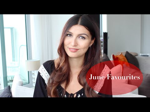 June Favourites: Beauty, Lifestyle & Fashion