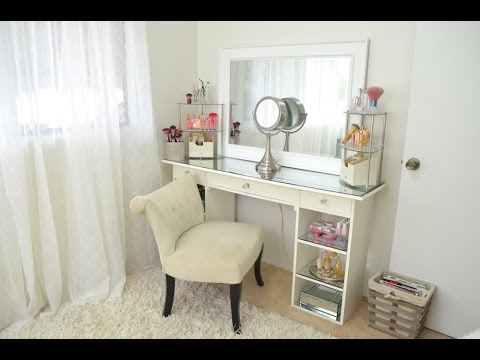 Makeup Collection & Organization 2014