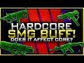 Big Hardcore SMG Buff, Armor Nerf, & Other Hidden Changes! (Nov 9th Patch Details)