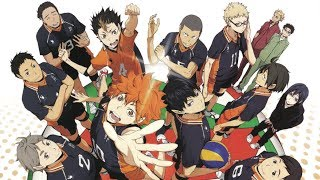 Haikyuu!! OST - Best of Soundtrack (Epic and Motivational)