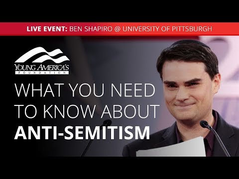 Ben Shapiro LIVE at University of Pittsburgh