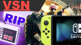 Payday 2 Coming To Switch, Nintendo Discontinues NES Classic, Yellow Nintendo Switch Revealed