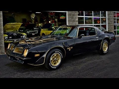 1976 Pontiac Trans Am Special Edition 400 V8 Rare Y82 Option - 1628 Made