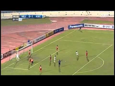 Nejmeh SC vs Al Kuwait (AFC Cup | 9/04/2014) www.tvgolo.com.