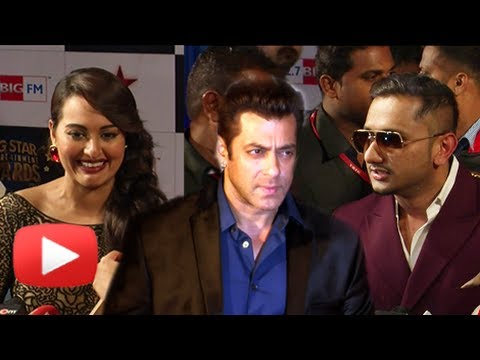 Sonakshi Sinha, Yo Yo Honey Singh, Sunny Leone, Elli Avram Wish Salman Khan Happy Birthday video