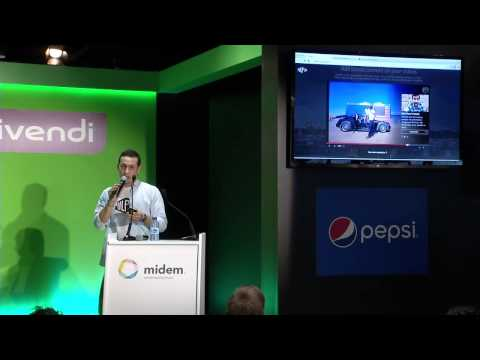 Midemlab: Direct to Consumer Sales & Content Monetisation - Midem 2014