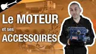 Le Moteur Thermique et ses Accessoires ⚙️ Identification, Fonctionnement et Explications ✅
