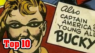 Top 10 MOST EXPENSIVE Comic Books