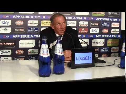 Zeman Cagliari Juve