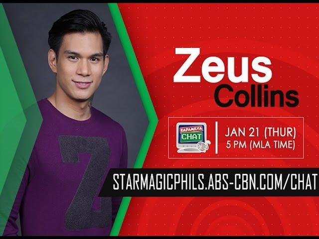 Kapamilya Chat with Zeus Collins