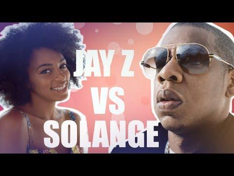 Solange se pelea con Jay-Z y Beyoncé - AUDIO ORIGINAL