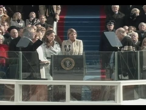 Jan. 20, 2005: Inaugural Ceremonies for George W. Bush