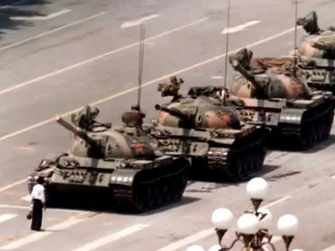 Tiananmen Square Massacre Original Song - Goddess of Democracy