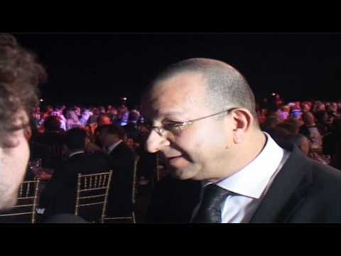 Mounir Amer, General Manager, Sheraton Kuwait Hotel & Towers - Kuwait's Leading Hotel 2012