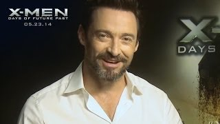 X-Men: Days of Future Past | X-Men X-Perience: Hugh Jackman