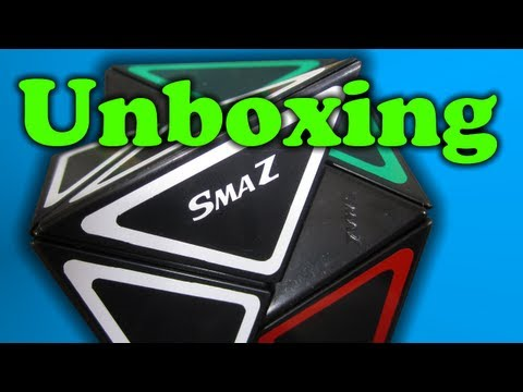 Dino Cube Unboxing (SmaZ)