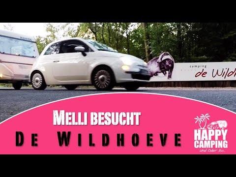 Melli besucht Obelink und den Campingplatz de Wildhoeve | HAPPY CAMPING