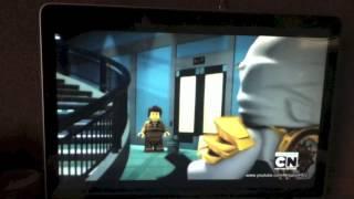 "Parody: Ninjago Parody ""Gandom Style in the elevator"""