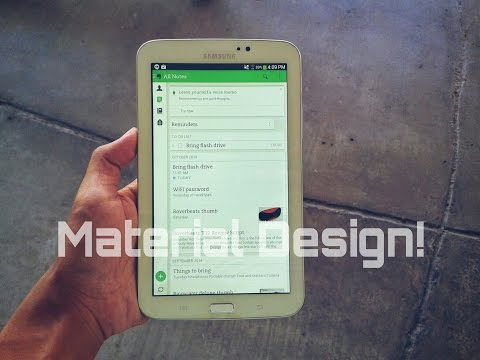 Evernote For Android Update   Brings Material Design!