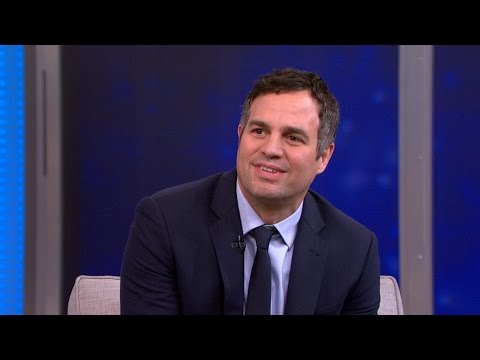 Mark Ruffalo 'Foxcatcher' Interview: Working With Channing Tatum, Steve Carell