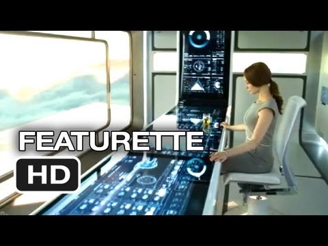 Oblivion Featurette - Sky Tower (2013) - Tom Cruise, Morgan Freeman Sci-Fi Movie HD