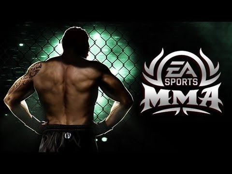 Обзор EA MMA