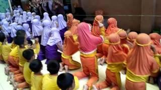 Gerak Dasar Tari Bungong Jeumpa (Flash Mob)