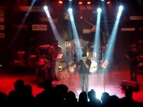 Sadda haq Rockstar Mohit Chauhan Live