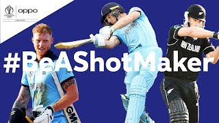 Oppo #BeAShotMaker | England vs New Zealand - Shot of the Day | ICC Cricket World Cup 2019
