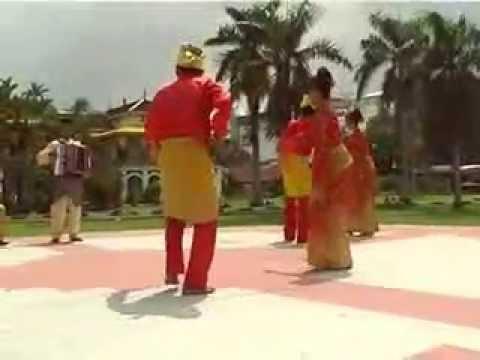Tari Persembahan - Kuala Deli - Melayu video