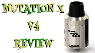 Mutation X V4 RDA By Indulgence Review